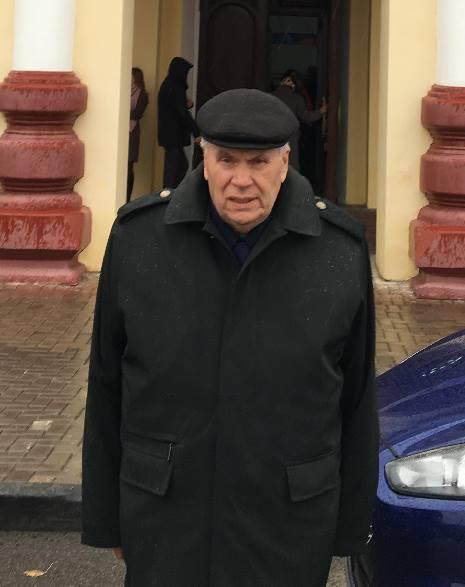К юбилею Судоргина Н.И. Тамбовское землячество поздравляет!