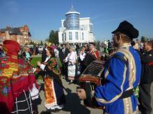 Празднование 75-летия Тамбовской области
